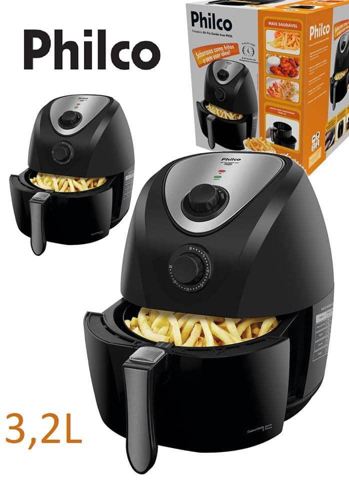Frit Air Fry Saúde Inox Ph 3,2L