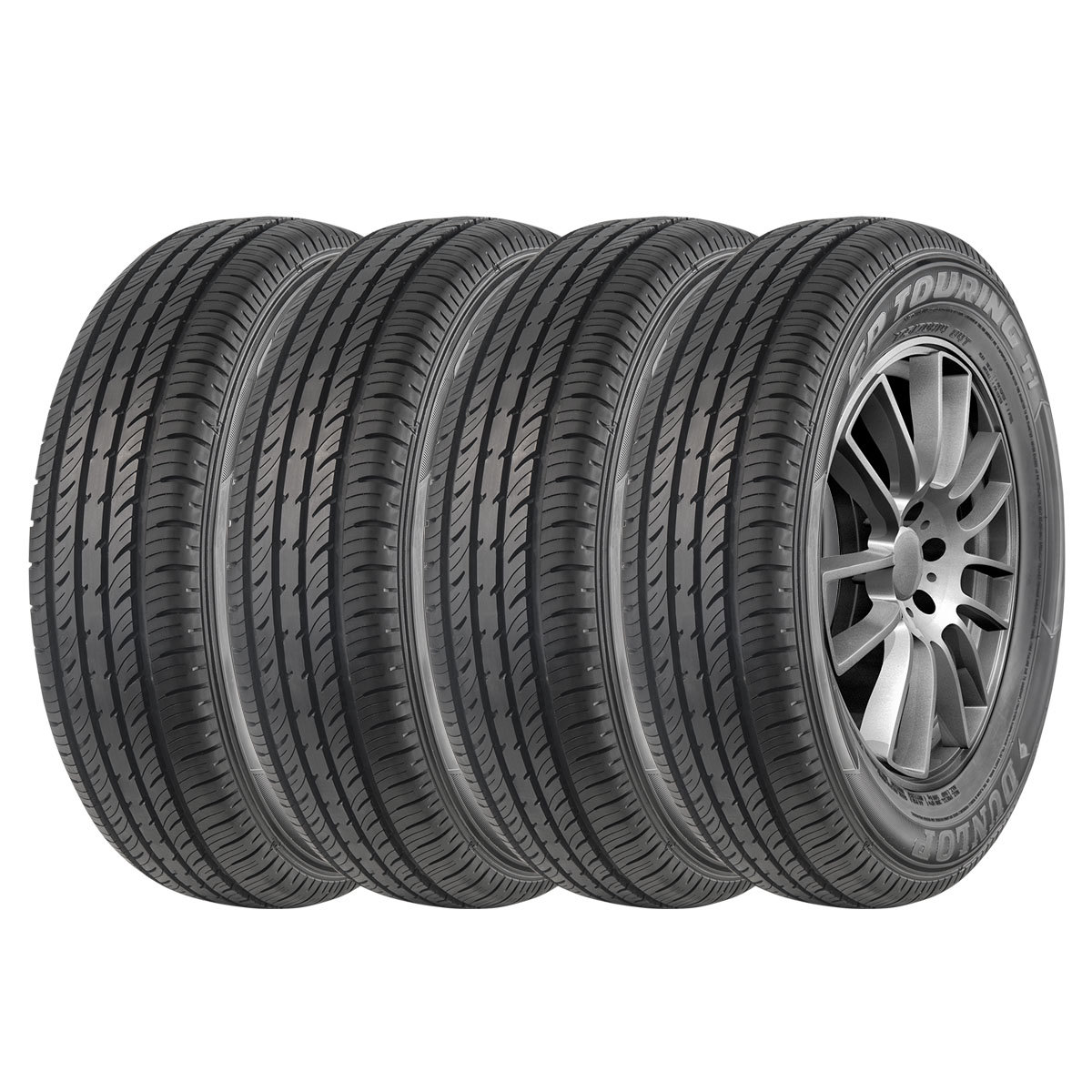 Kit 4 Pneus Dunlop Aro 13 – 175/70R13 SP Touring T1