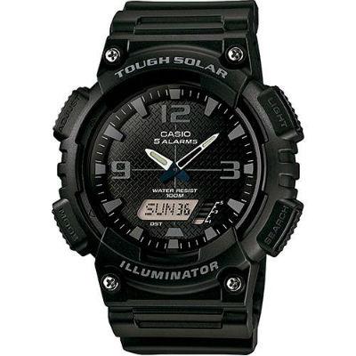 Relógio Masculino Casio Analógico/Digital – Resistente à Água AQ-S810W-1A2VDF