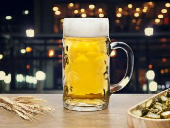 Caneca de Chopp e Cerveja de Vidro 1,25L – Ruvolo Mass Krug