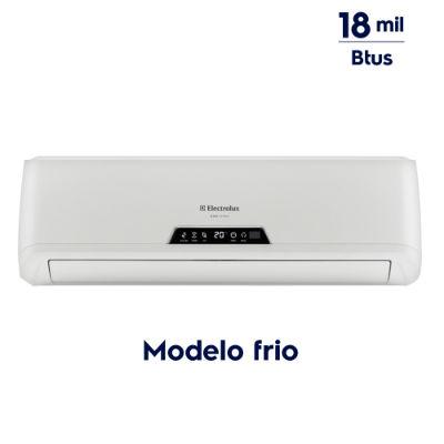 Ar Condicionado Split Electrolux 18000 Btus Frio VI18F / VE18F