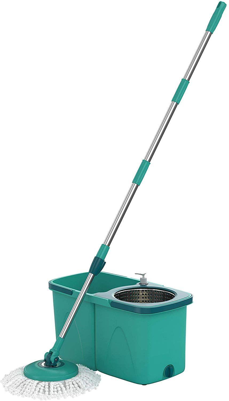 Mop Giratório Pro Flash Limp Verde
