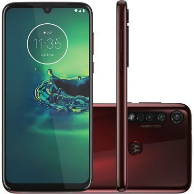 Moto G8 Plus 64GB Dual Chip Câmera 48MP