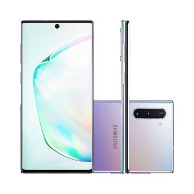 Smartphone Samsung Galaxy Note 10 256GB Dual Chip 8GB RAM Tela 6.3″