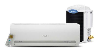 Ar Condicionado Split Hi Wall Springer Midea 12000 BTUs Frio 220V – 42MACA12S5