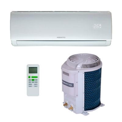 Ar Condicionado Split HW Agratto Eco Top 9.000 BTUs Só Frio 220V ECST9FER4-02