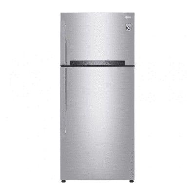 Geladeira/Refrigerador Top Freezer LG 506 Litros Inox