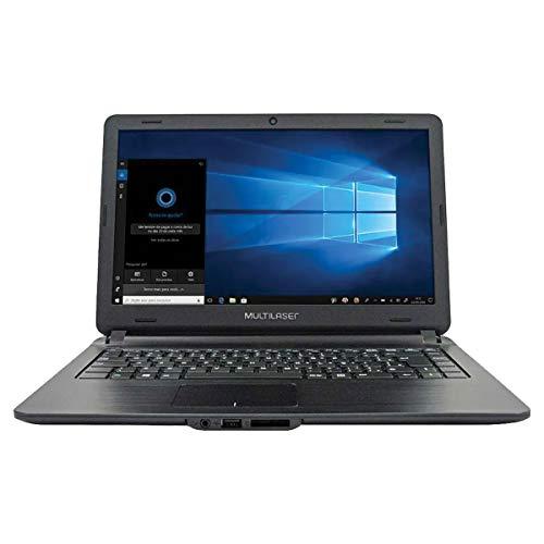 Notebook Multilaser PC400 Urban Intel Core i3 4GB 120GB SSD 14 Windows 10