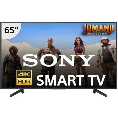 Smart TV LED 65″ Sony KD-65X705G Ultra HD 4K