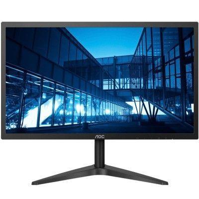 Monitor AOC LED 21.5´ Widescreen, Full HD, HDMI/VGA – 22B1H