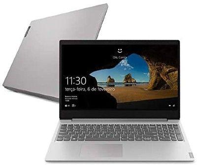 "Notebook Lenovo Ideapad S145, Intel Core i3-8130U 4GB RAM, 1TB, Tela HD 15.6"", Windows 10, 81XM0002BR"