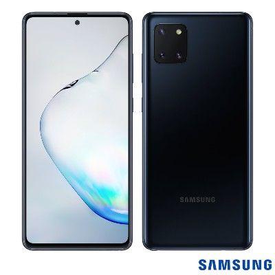 Smartphone Samsung Galaxy Note 10 Lite 128GB Dual Chip 6GB RAM Tela 6.7″