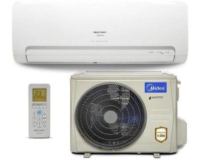 Ar Condicionado Split Hi Wall Springer Midea WiFi Inverter 9000 BTUs Frio 220V 38MBCA09M5