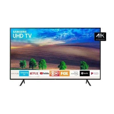 Smart Tv 4k Samsung Un50nu7100 – Tv Led 50″ Uhd 3hdmi 2usb Preto