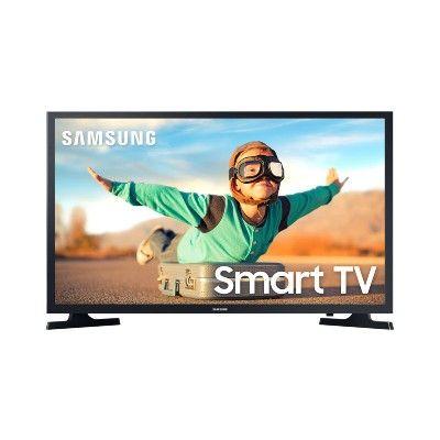 Smart TV LED 32″ Samsung T4300 HD WIFI, HDR para Brilho e Contraste, Plataforma Tizen, 2 HDMI, 1 USB