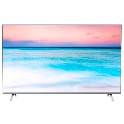 Smart TV Philips LED 55´ UHD 4K, 1 HDMI, 2 USB, Bluetooth, Wi-Fi, HDR – 55PUG6654/78