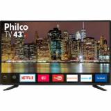 [AME por 1.147,49] Smart TV LED 43″ Full HD Philco PTV43E60SN