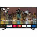 [AME por 1.147,49] Smart TV LED 43″ Full HD Philco PTV43E60SN