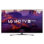 Smart TV LED 70″ LG 70UK6540 Ultra HD 4k