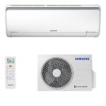Ar Condicionado Split Inverter 9000 BTUs Samsung AR09KSSPBGMXAZ