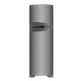 Geladeira Consul CRM38NK Frost Free  Inox Duplex 340 Litros