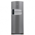 Geladeira Consul CRM55AK Frost Free Duplex 437 Litros Inox