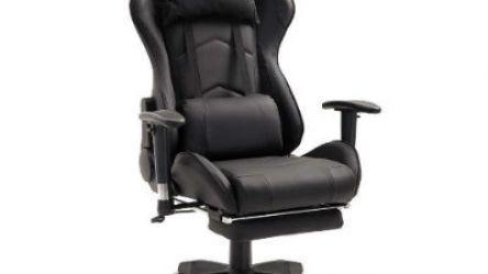 Cadeira Gamer Suiça Preta
