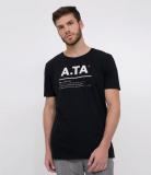 Camiseta com Estampa Ata – Masculino