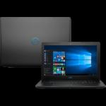 Notebook Gamer Dell G3 3579-A20P Intel Core 8ª i7 8GB (GeForce GTX 1050TI com 4GB) 1TB Tela 15,6″ Full HD Windows 10 – Preto