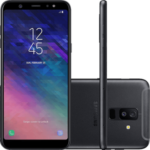 Smartphone Samsung Galaxy A6+ 64GB Preto
