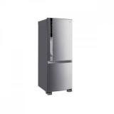 Geladeira LG Fresh & Light GB42 Frost Free Inverse 423 Litros Inox