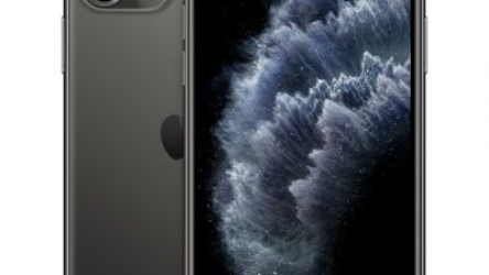 iPhone 11 Pro 256GB Cinza Espacial iOS 4G + Wi-Fi Câmera 12MP