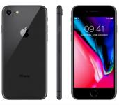 """iPhone 8 Cinza Espacial, com Tela de 4,7"""", 4G, 64 GB e Câmera de 12 MP"""