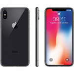 Apple iPhone X Cinza Espacial 256GB