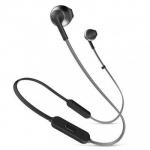 Fone de Ouvido JBL in-Ear Bluetooth Tune 205 Preto