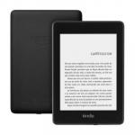 Kindle Paperwhite Preto, 8GB, Wi-Fi, à Prova D Água, Iluminação Embutida
