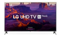 fab7171c7 -40% Smart TV LG 43″ Led Ultra HD 4K 43UK6520