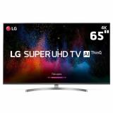 "Smart TV LG LED 65"" Ultra HD 4K 65SK8500"