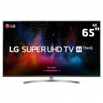 "Smart TV LG LED 65"" Ultra HD 4K 65SK8500"