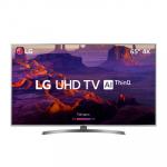Smart TV LED 65″ LG 65UK6530PSF Ultra HD 4k Wi-Fi Inteligência Artificial Prata Conversor Digital Integrado