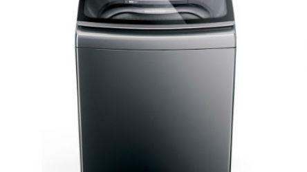 Máquina de Lavar Brastemp 12Kg titânio Água Quente com Ciclo Tira Manchas Pro e Ciclo Antibolinha