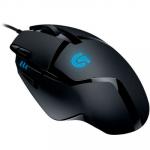 Mouse Gamer Logitech G402 Ultra-rápido 4000DPI