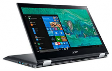 Notebook 2 em 1 Acer Spin 3, SP314-51-53A3 – 44812, Intel core i5 8250U, 8GB RAM, HD 1TB, tela 14″, Windows 10