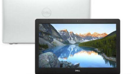 Notebook Dell Inspiron 15 3000, i15-3583-A2XB, 8ª Geração Intel Core i5-8265U, 4 GB RAM, HD 1TB, Intel® UHD Graphics 620, Tela 15.6″ LED HD, Windows 10, Branco