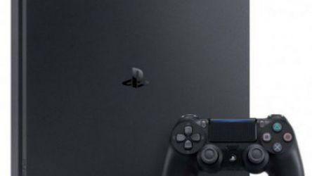 Console Sony PlayStation 4 Slim 1TB + Controle Dualshock Preto