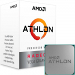 Processador AMD Athlon 200GE, Cache 5MB, 3.2GHz, AM4 – YD200GC6FBBOX