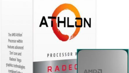 Processador AMD Athlon 200GE, Cache 5MB, 3.2GHz, AM4 – YD200GC6FBBOX