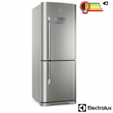 Refrigerador Frost Free Bottom Freezer 454 Litros Inox  DB53X
