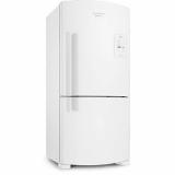 Refrigerador Brastemp Ative Inverse Maxi BRE80 573 Litros Iluminação LED Branco