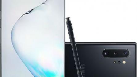 Smartphone Samsung Galaxy Note 10+